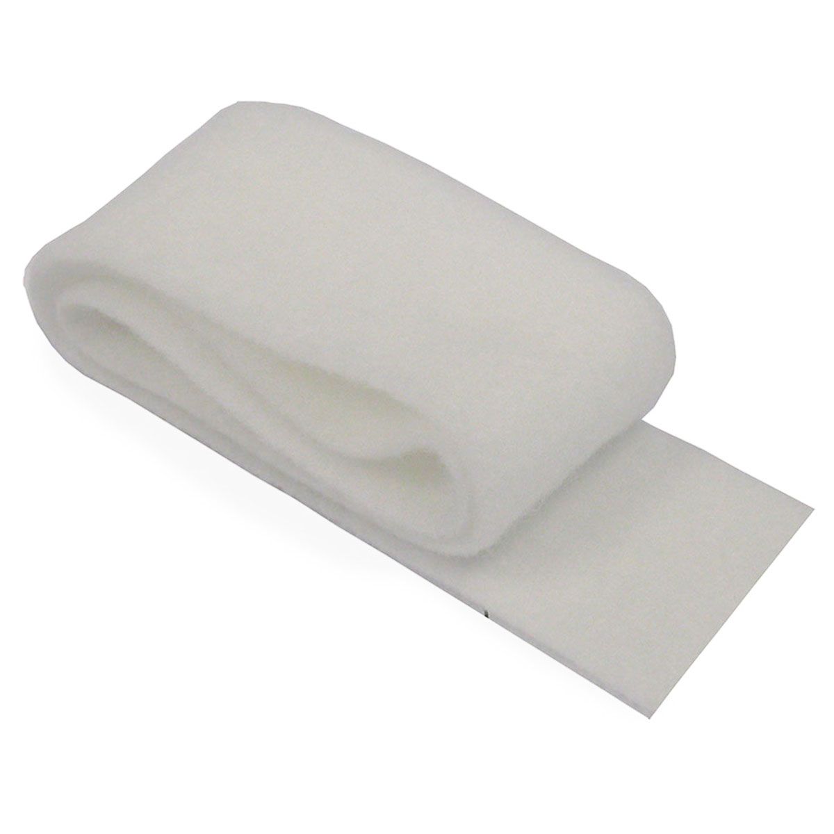 breather white wool 1520mm x 50metres
