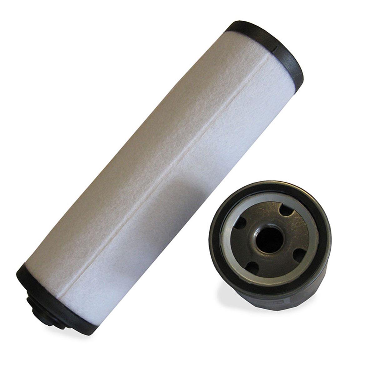 filterset vacuum pump 40m