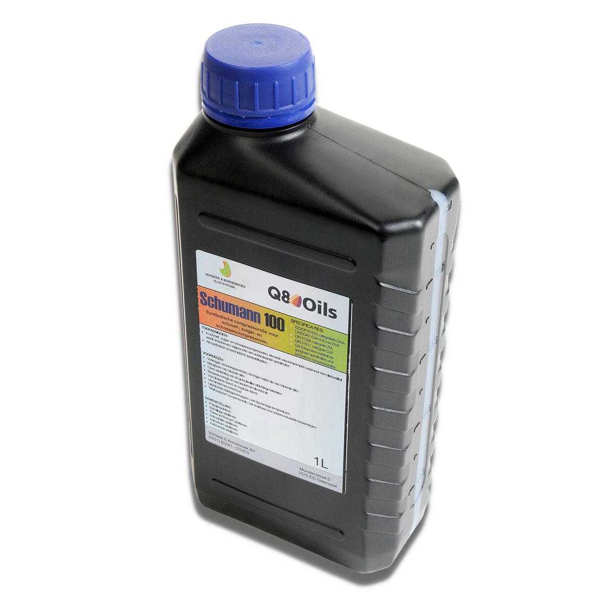 olie 1 liter voor vacuumpomp hbtb