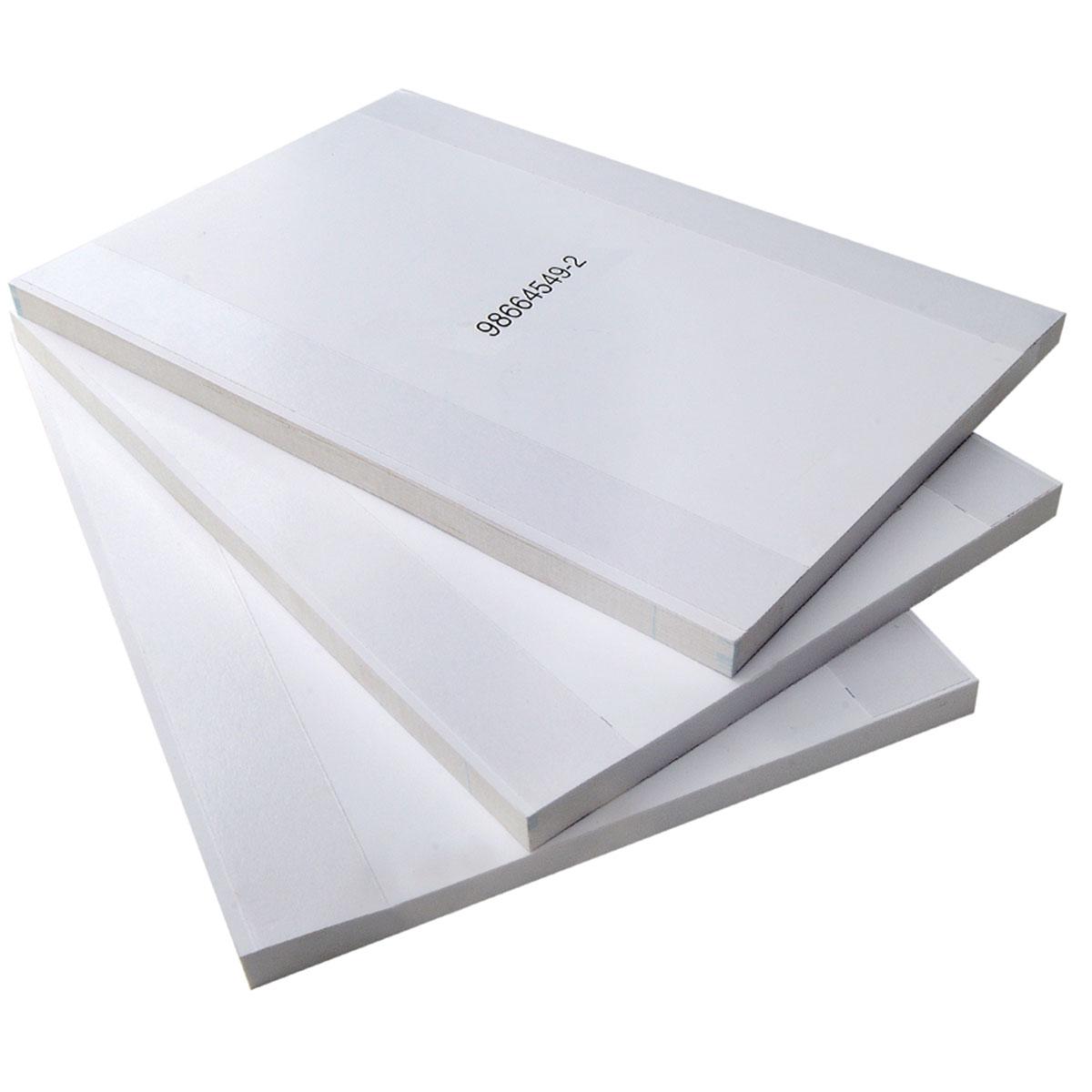 papier voor stofvrije roller volume voordeel