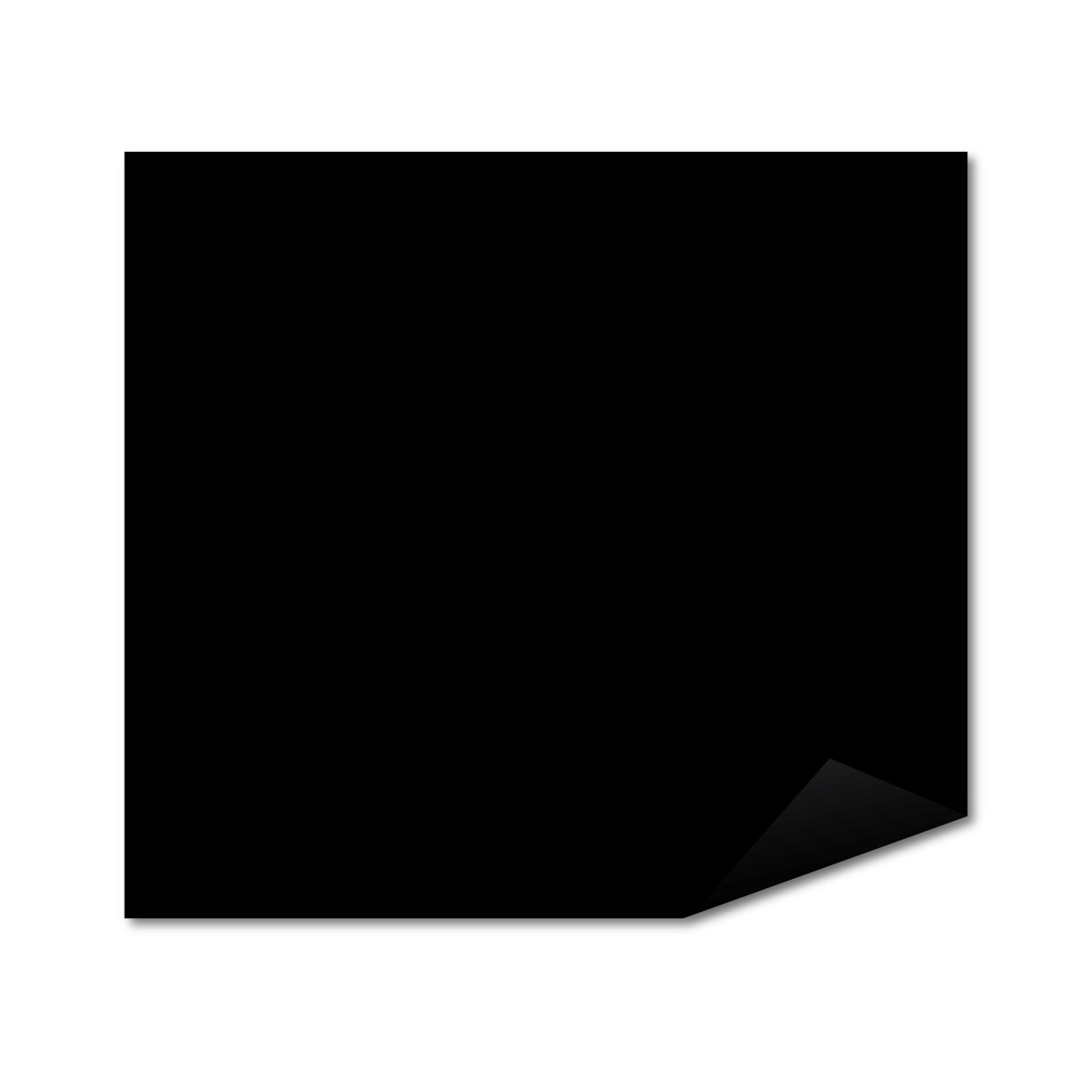 pvb 038mm vanceva absolute black interleaved 2460mm