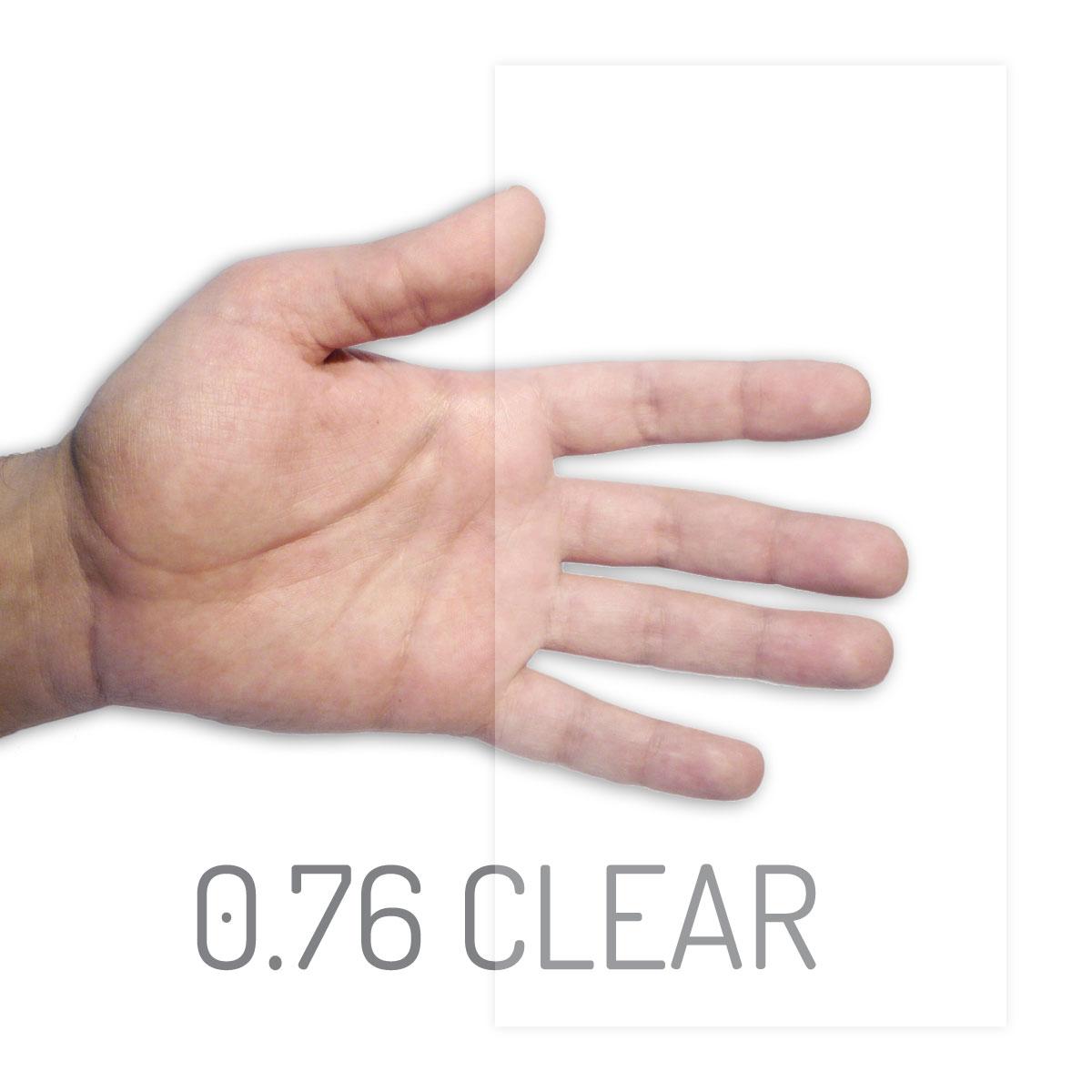 pvb 076mm saflex clear interleaved 2500mm x 250meter 625m