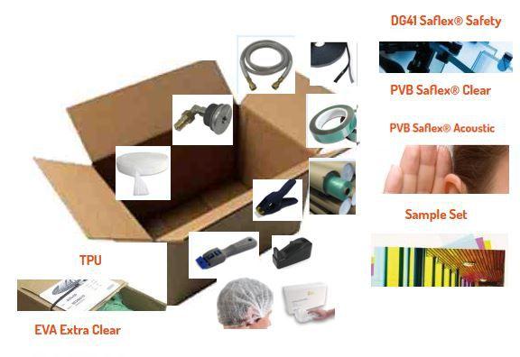 S Qdel Laminating Kit