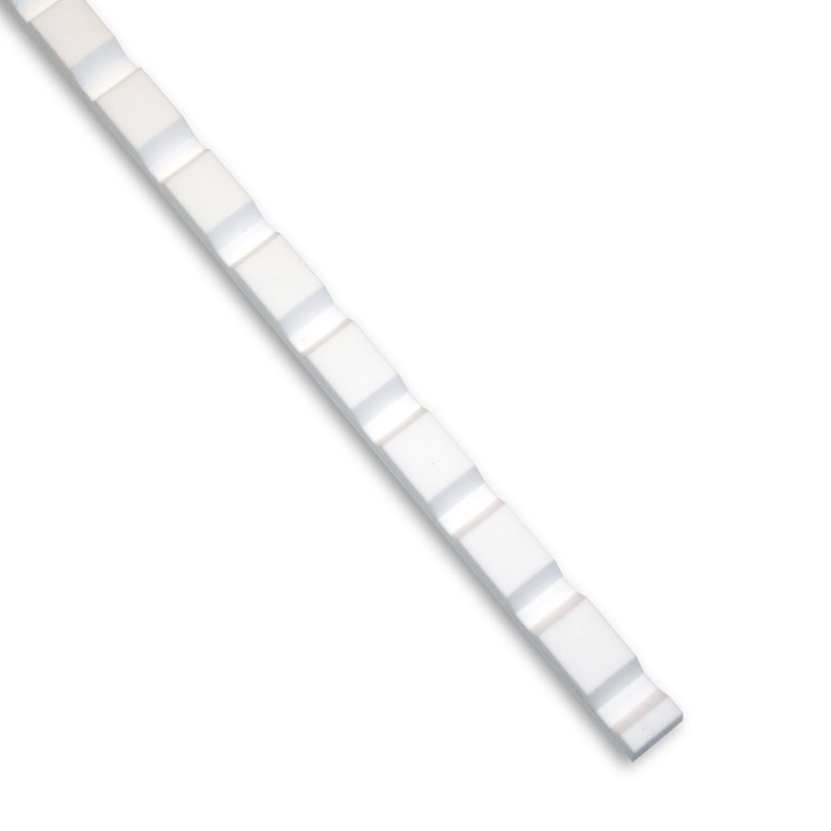 teflon strip with grooves horizontal heatsoakframe