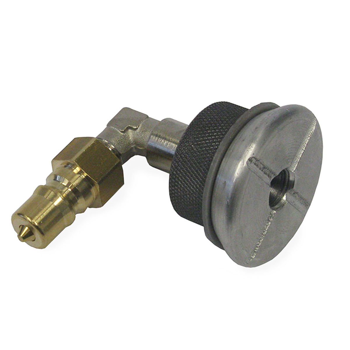 vacuum valve with 1 male quick coupling