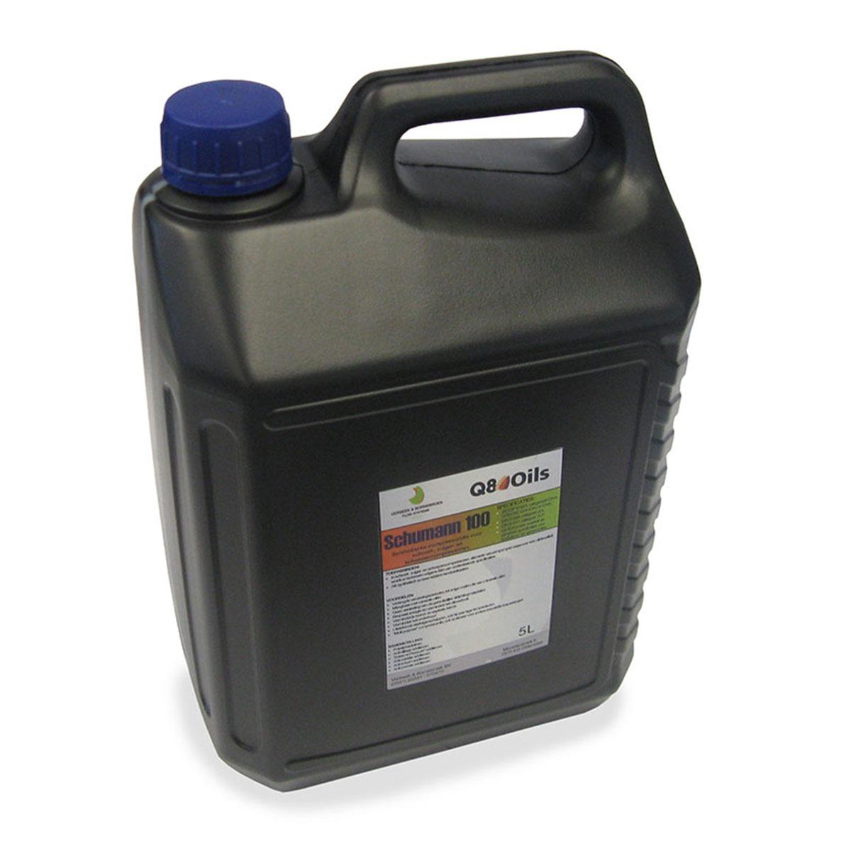 vacuumpump oil 5 litre for hbtb